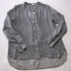 Soft Joie Long Sleeve Blouse Top . Size S